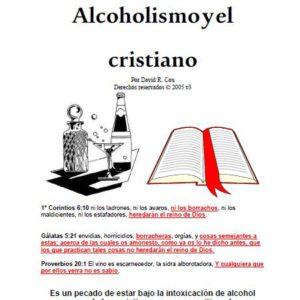 Alcoholismo y el Cristiano