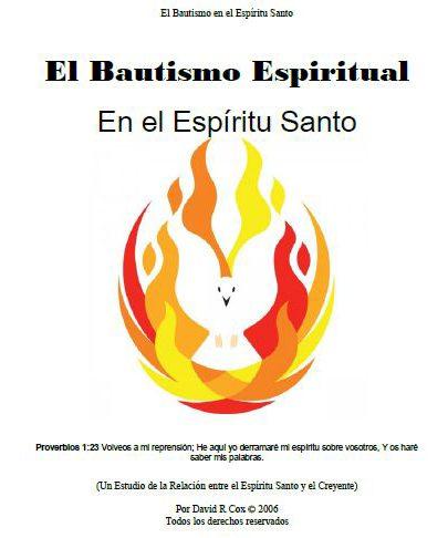 bautismo espiritual
