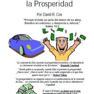 David Cox El Evangelio de la Prosperidad